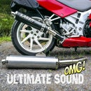 The Ultimate Motorcyle Sound