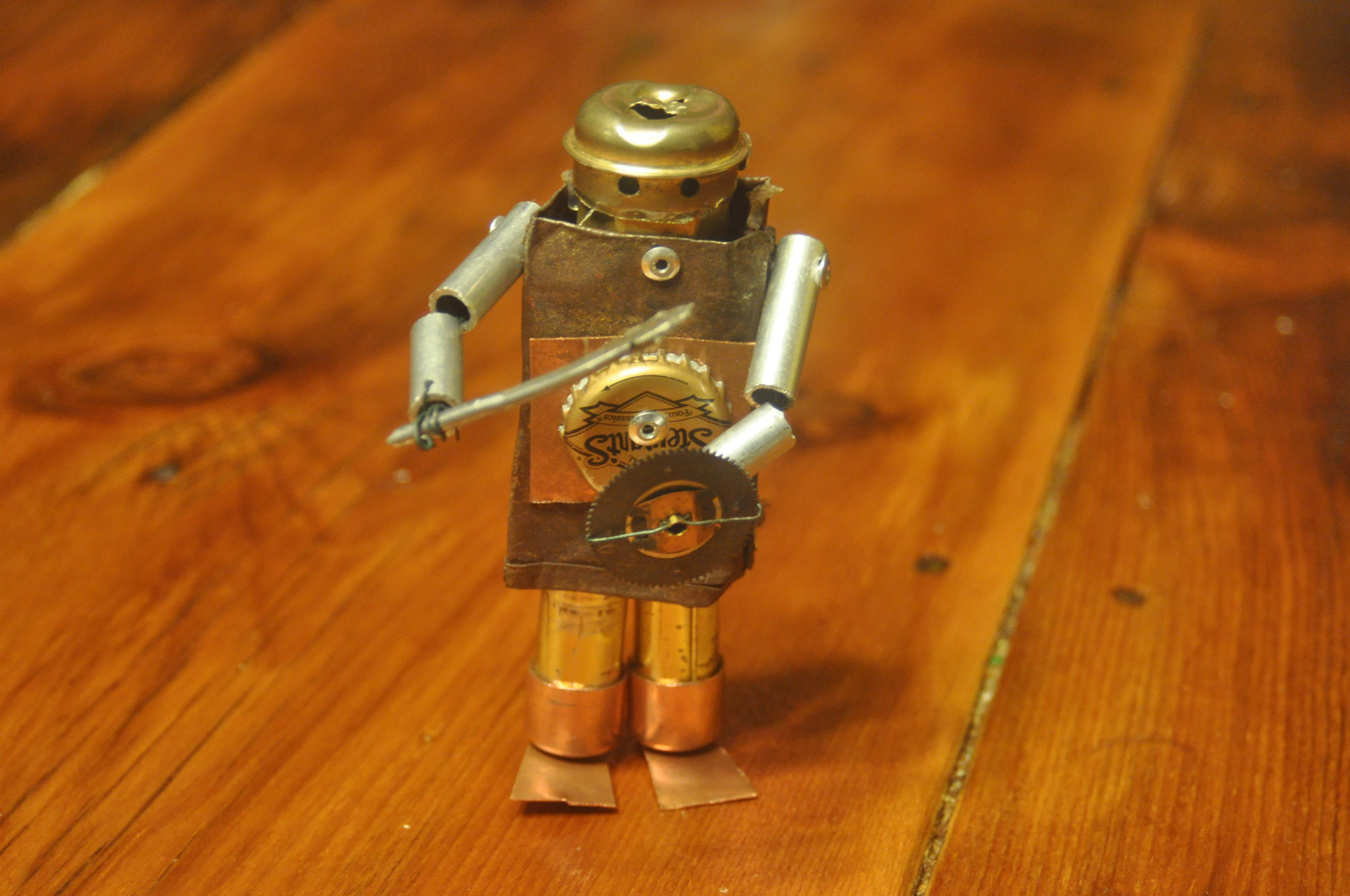 K-4DO The Action Figure of Yesteryear