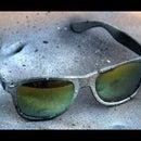 Custom Graffiti Sunglasses [Inspired by Casey Neistat]