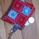 Coin Purse Keychain