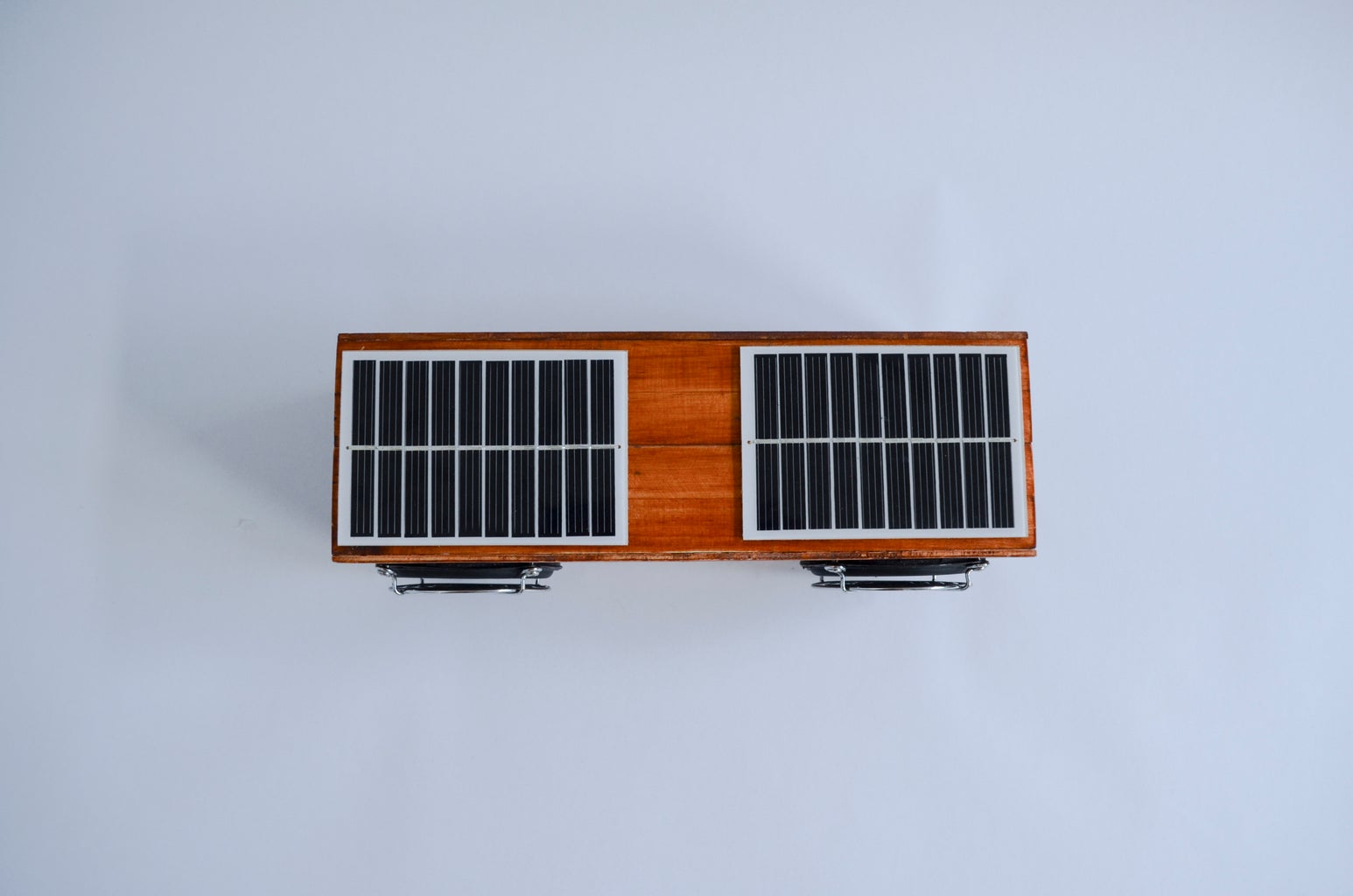 Mini Solar Power Bank Speaker