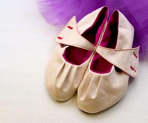 Shoe Making Video From the TutorialGirl Bakery