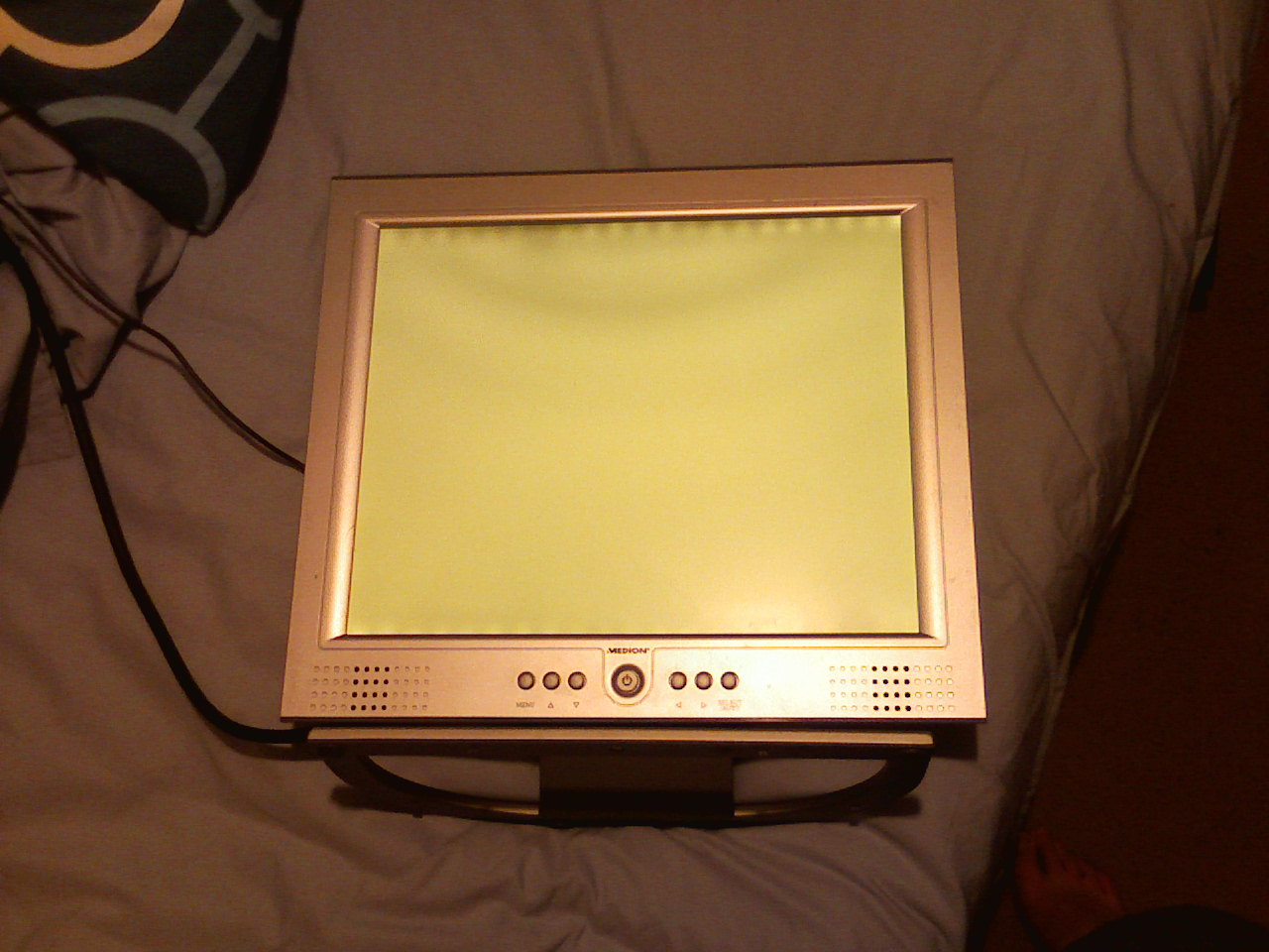 LED Backlight for An LCD Monitor or Television