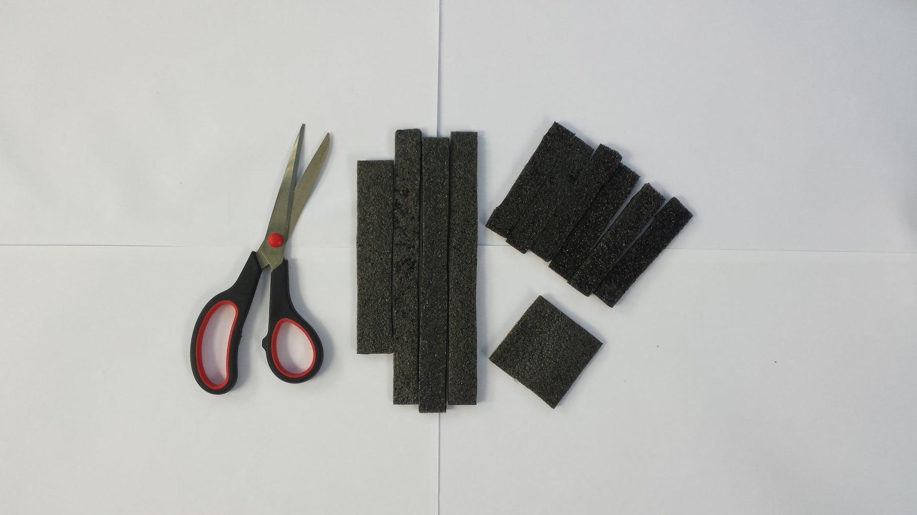 Prepare Insulation Foam