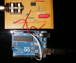 Arduino Guitar Tuner Using DSP Techniques