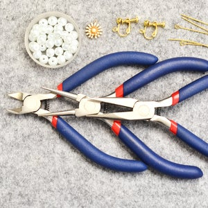 Supplies You'll Need in Making Pearl Dangle Earrings: