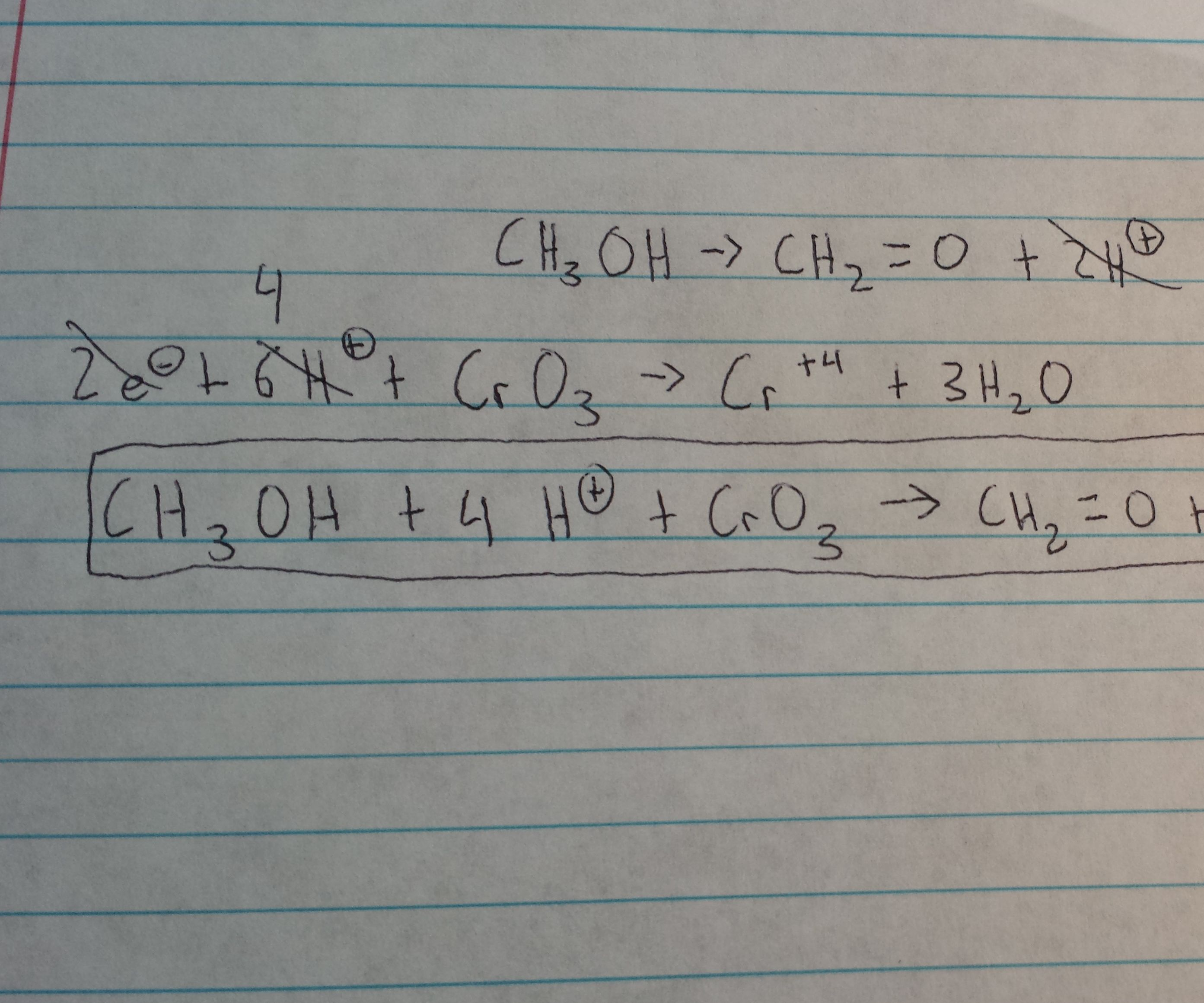 How to Balance a Redox Reaction