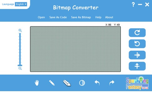 Unzip the File, and Use Software to Open a Bitmap.