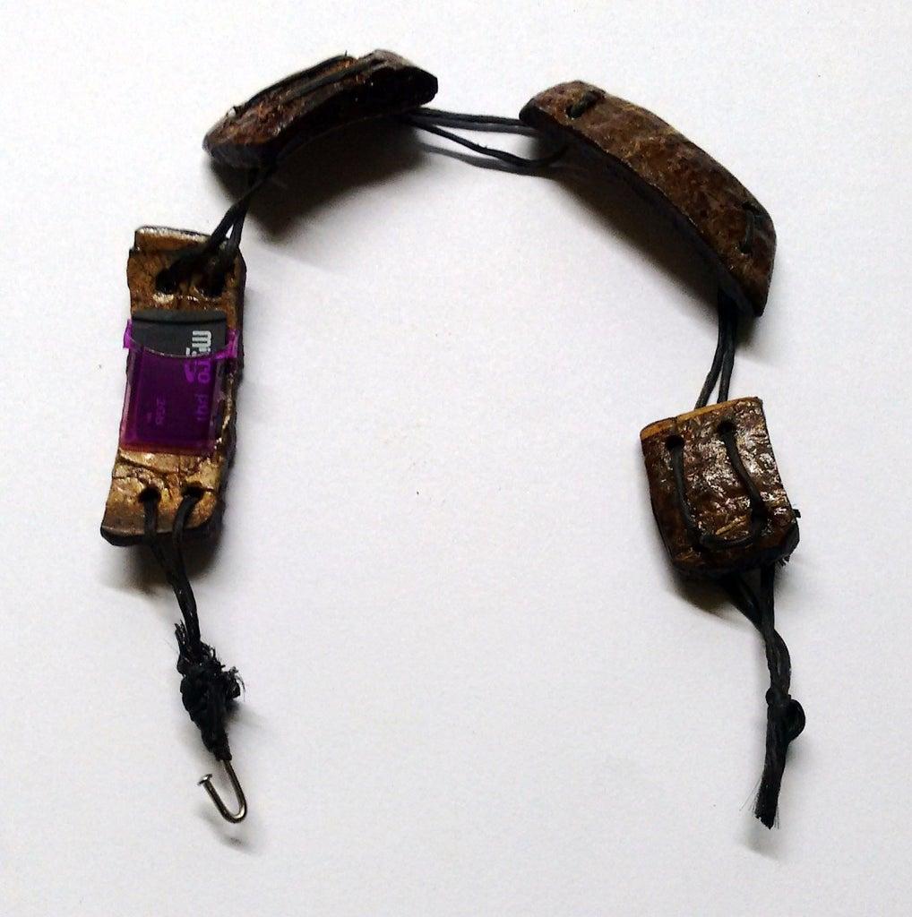 Coconut Micro SD Bracelet