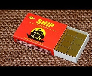 3 Magic Tricks With Match-Box You Should Know!!!