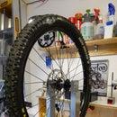 Home Mechanic Bicycle Wheel Truing Stand