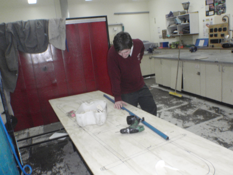 Designing the Frame