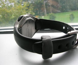 Replace Your Watchband Clasp Strap With Sugru
