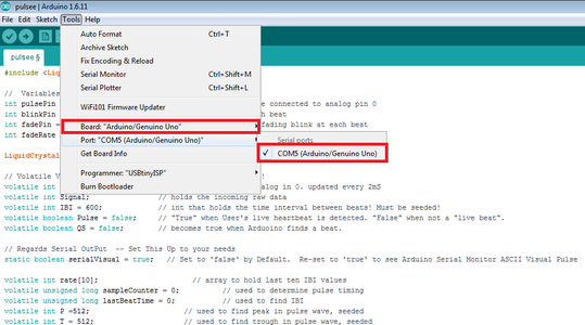 Sample Source Code