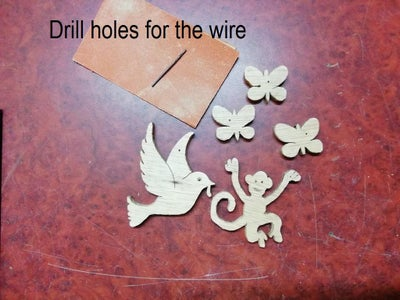 Add Nails and Wire