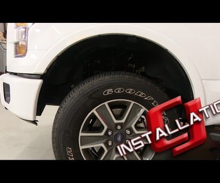 How to Install F150 Leveling Kit 2015-2018 F150