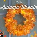DIY Autumn Wreath - Wholesale Party Supplies