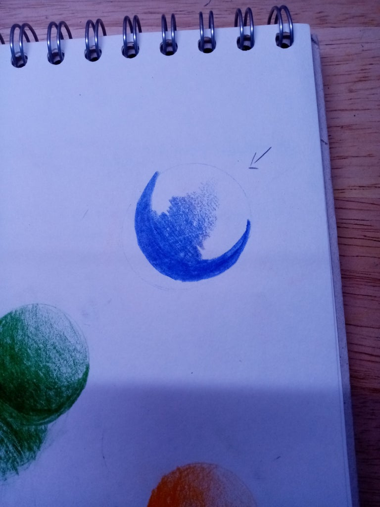 Drawing a Sphere 3D