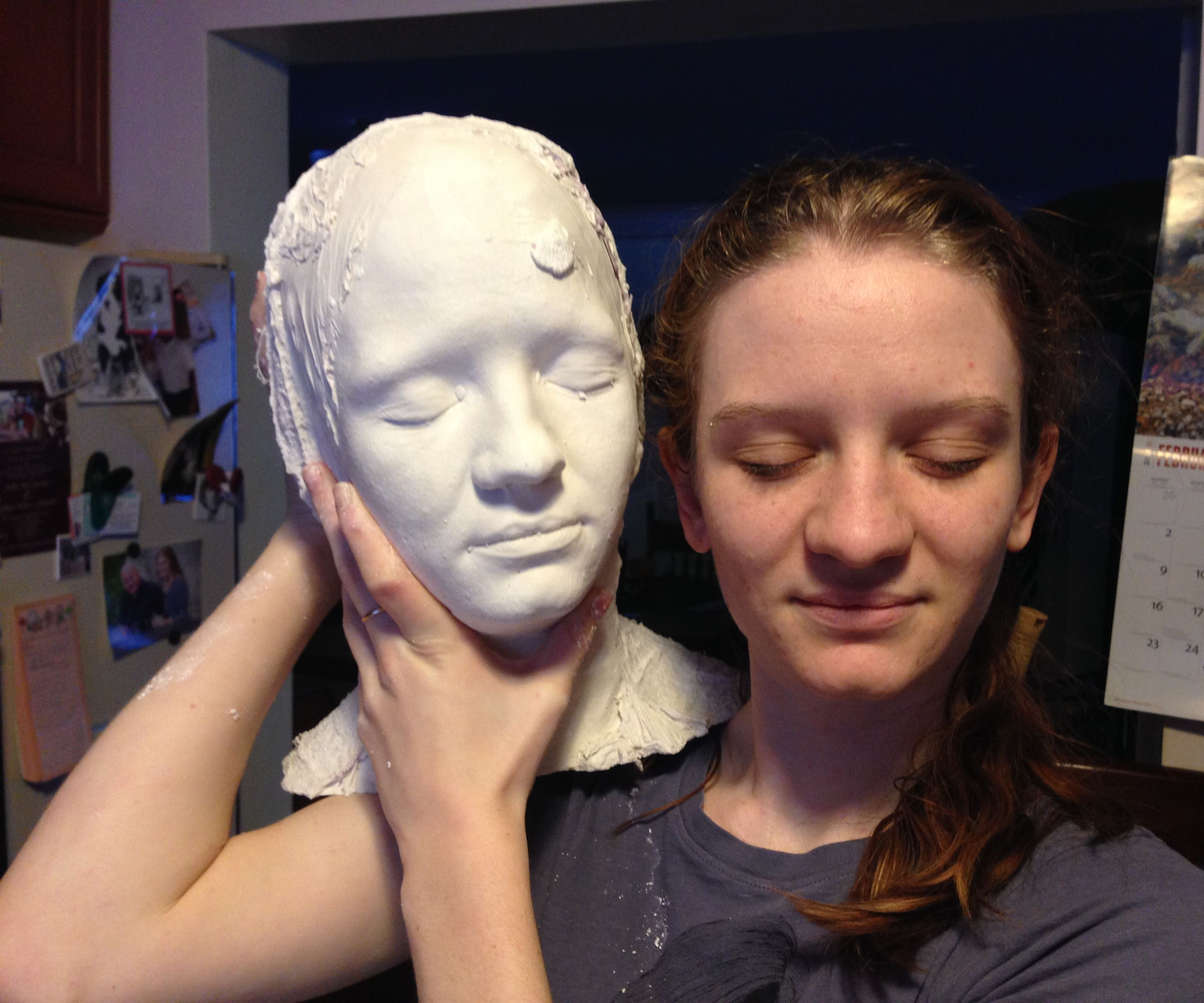 Making a Head Mold