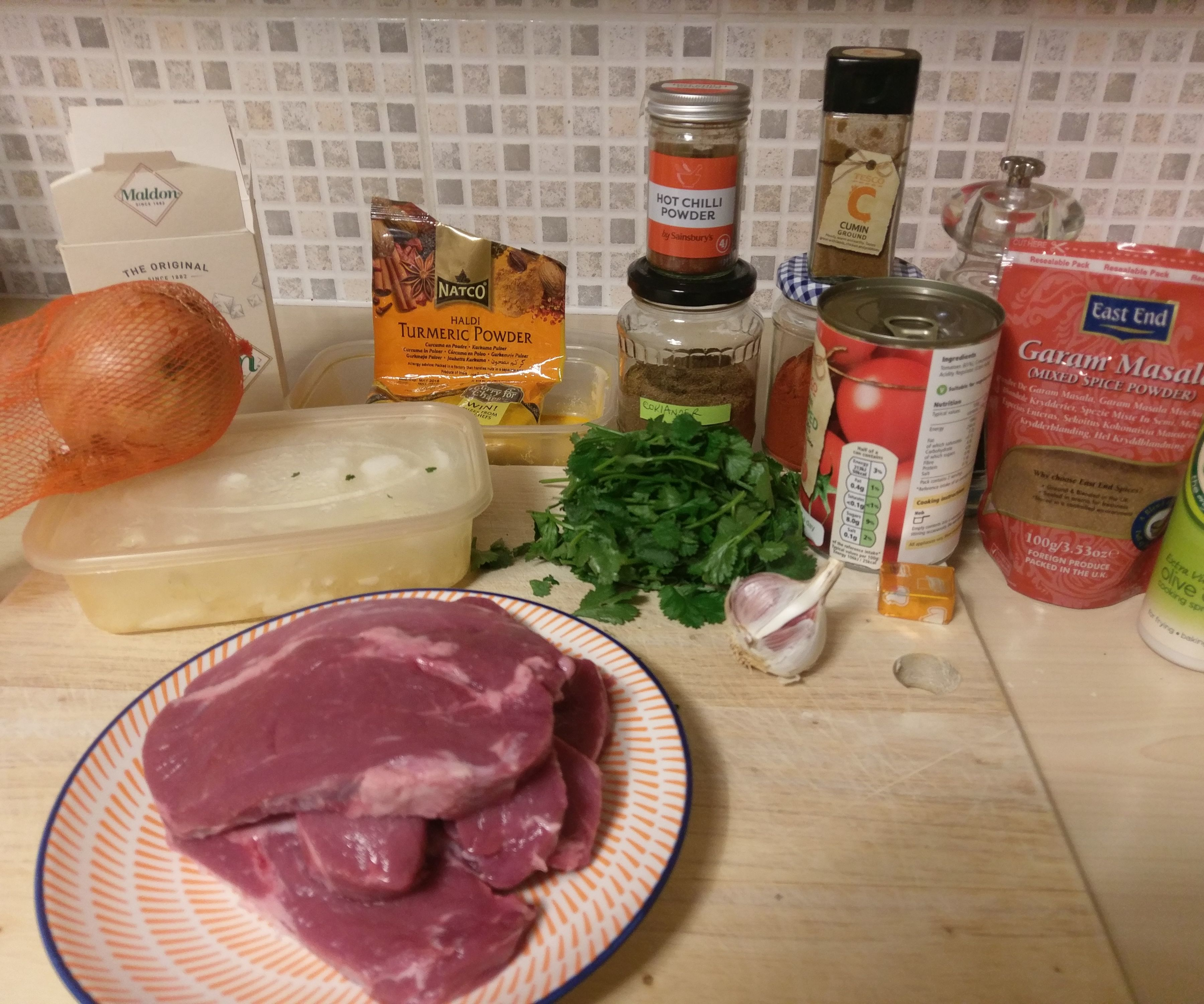 Turn Organic Lamb Into an Awesome Virtually Fat Free Lamb Korai