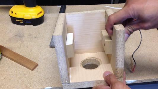Building the Vacuum Housing