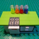 Lego BBQ Grill