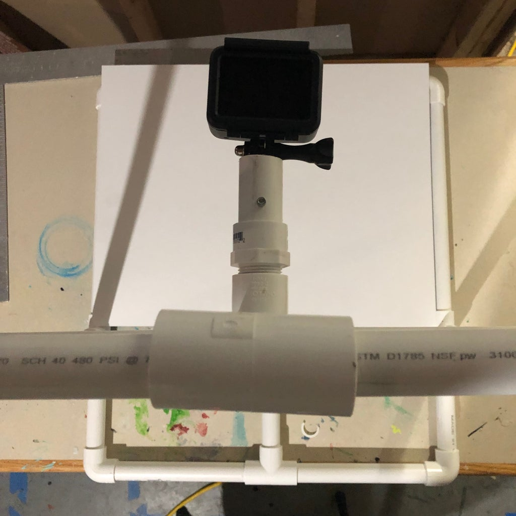 Add Camera Mounts and Elements to Check Proper Viewing