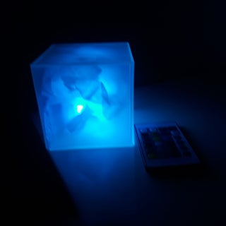 How to Make the Tesseract Infinty Stone