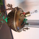 """""""The Time Cup"""" - A Steampunk Timer/Clock with Westminster Sound"""
