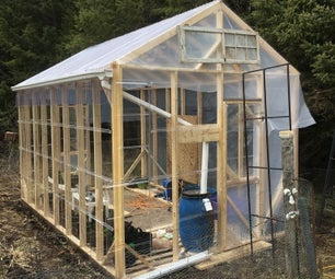 Automated Greenhouse With Arduino Mega