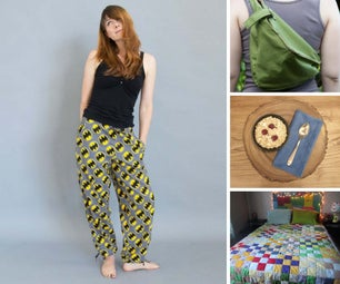 Beginner Project Ideas: Sewing