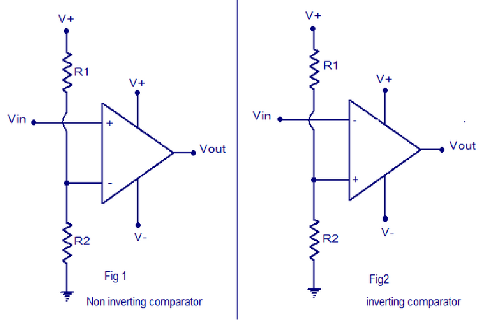 Op-Amp Comparator & Voltage Divider Tutorial With Theory & Lab - Featuring The LM324
