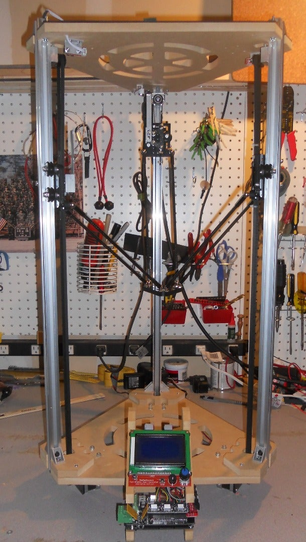 The Extruder and the Hot End