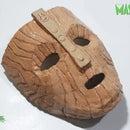 Sawdust Loki's Mask.