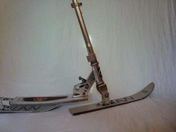 Easy DIY Skoot 'n' Ski!