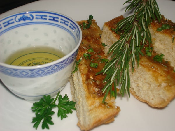 Sweet, Mellow, Nutty,  Roasted Rosemary Garlic