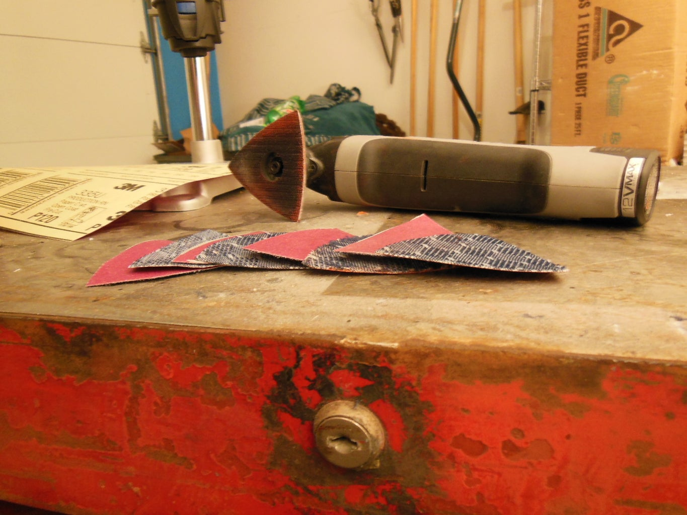 Sanding Pads With Velcro Backing Made Easy