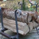 Metal Firewood Rack