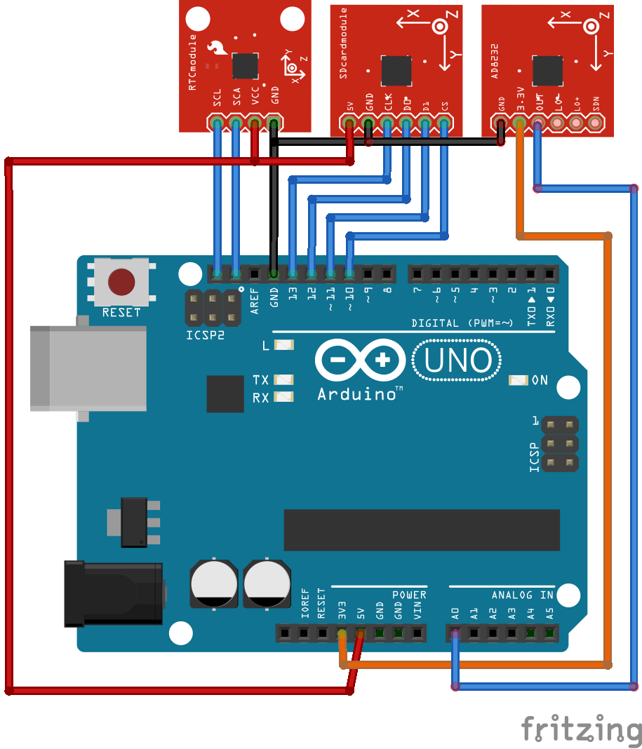 Test Components and Code With Arduino Uno