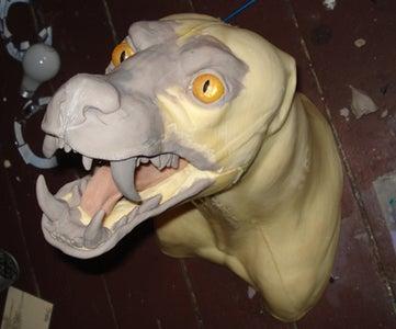 Insert Eyes, Keep Sculpting
