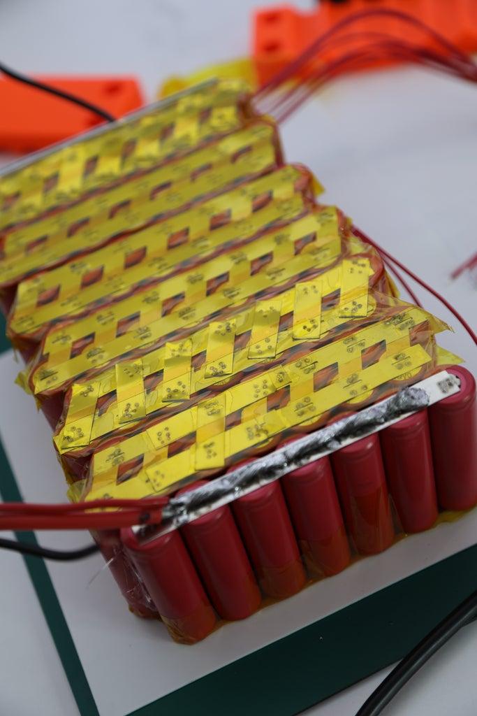 18650 Battery (48v - 15Ah)