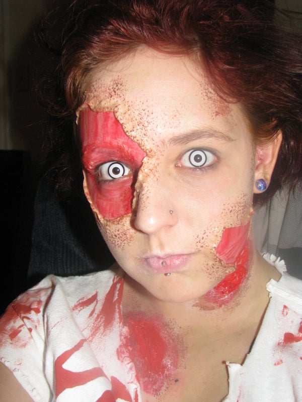 How to Look Like a Zombie.
