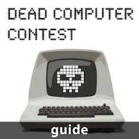 Dead Computer Contest Winners