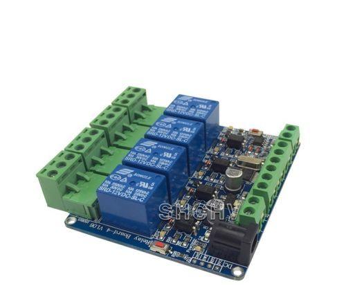 MACH3 4 Input 4 Output Simple Expansion