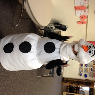 Frozen Olaf Costume ( New Instructions)