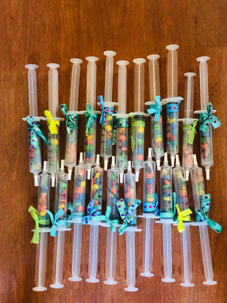 Nurses' Day Syringe Craft