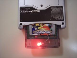 Game Boy Color Cartridge Ilummination (GBC)