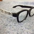 DIY Your Sunglasses/3D Glasses