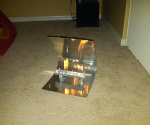 Gel Fireplace