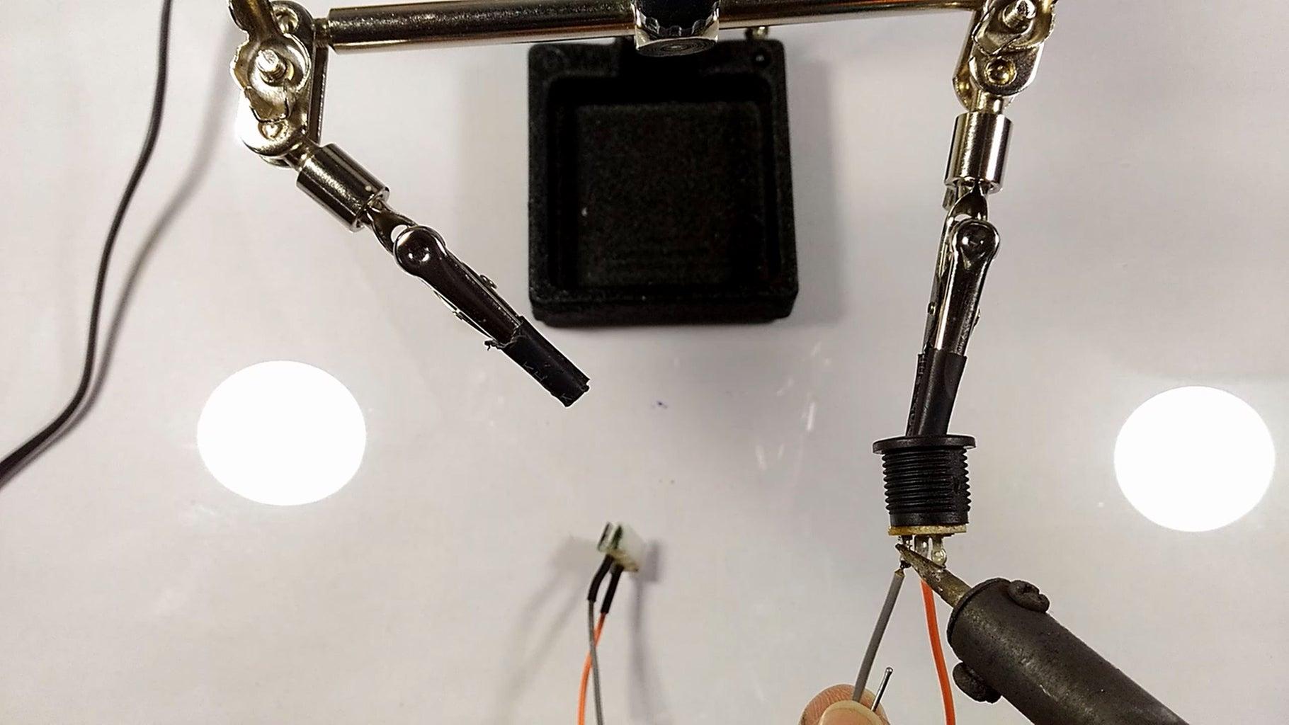 Printer Power Connector